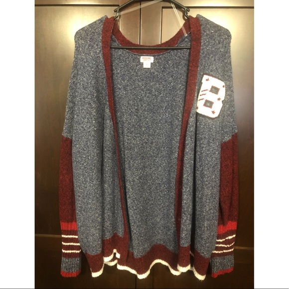 Mossimo Supply Co. Sweaters - ••🌸Letterman's Cardigan🌸••